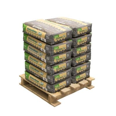 VersaBond-LFT 50 lbs. Gray Fortified Medium Bed Mortar (12 Bags/Pallet)
