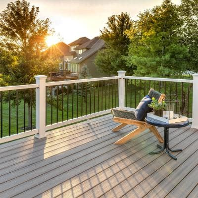 Enhance Naturals Composite Decking Board