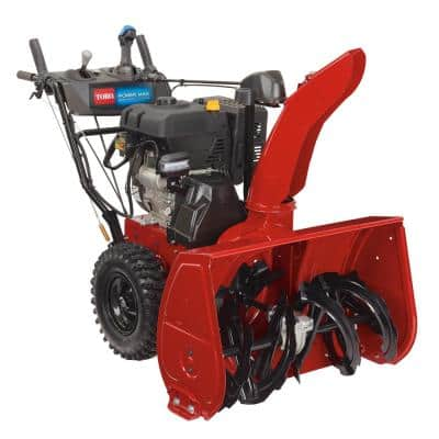 Power Max HD 1232 OHXE 32 in. 375 cc Two-Stage Electric Start Gas Snow Blower