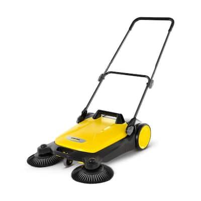 S 4 Twin Push Sweeper