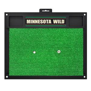 NHL - Minnesota Wild 20 in. x 17 in. Golf Hitting Mat