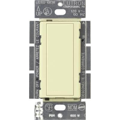 Maestro 8-Amp Multi-Location Companion Switch - Almond