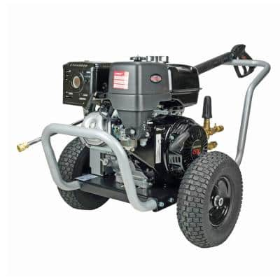 Water Blaster WB4200 4200 PSI at 4.0 GPM HONDA GX390 Cold Water Pressure Washer (49-State)