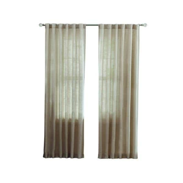 Home Decorators Collection Faux Linen, Tuesday Morning Curtains And Rods