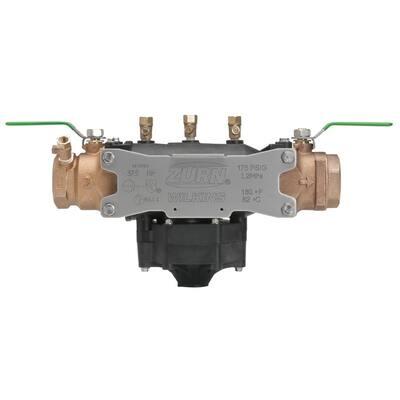 1/2 in. 375XL Reduced Pressure Principle Backflow Preventer