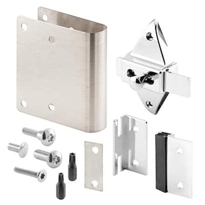 """Qwik-Fix"" Repair Kit for 1 in. Round Edge Inswing Doors"