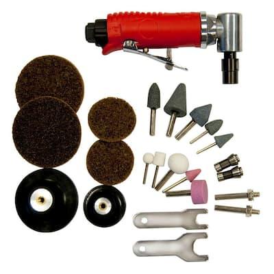 Mini Angle Grinder Kit