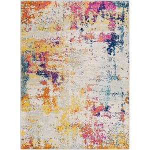 Raylee Multi 6 ft. 7 in. x 9 ft. Area Rug