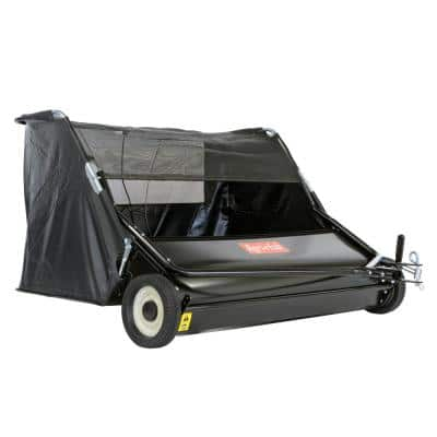 52 in. 26 cu. ft. Tow Sweeper