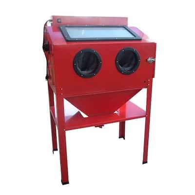Vertical Sandblaster Cabinet