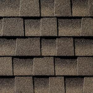 Timberline HDZ Barkwood Algae Resistant Laminated High Definition Shingles (33.33 sq. ft. per Bundle) (21-Pieces)