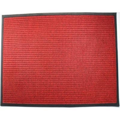 Rhino Mats - Town N Country Red 24 in. x 36 in. Entrance Mat