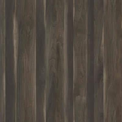 4 ft. x 8 ft. Laminate Sheet in 180fx Smoky Planked Walnut with SatinTouch Finish