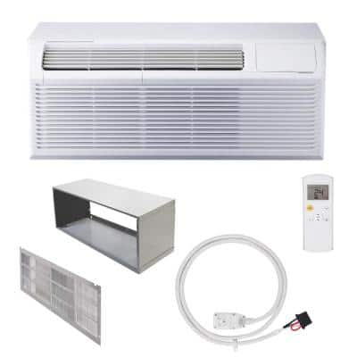 Packaged Terminal Air Conditioning 12,000 BTU (1 Ton) + 5 kW Electrical Heater