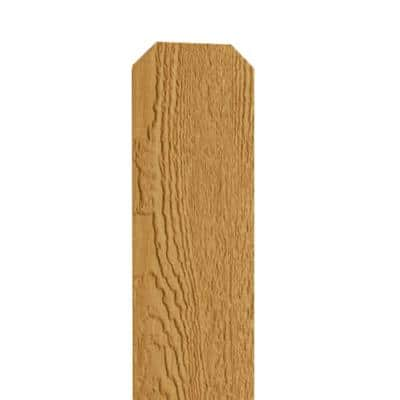 19/32 in. x 6 in. x 6 ft. Prairie Sand Engineered Wood Dog Ear Fence Picket (12-Pack)