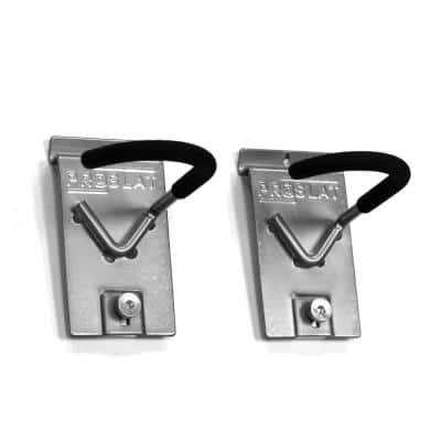 Slatwall Vertical Bike Hook (2-Pack)