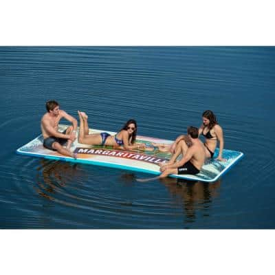 Party Isle Drop Stitch Series Pool Float