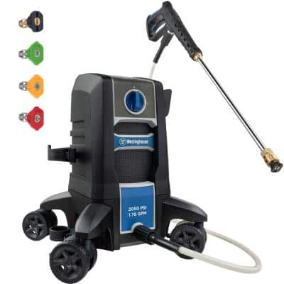 ePX 2050 PSI 1.76 GPM Electric Pressure Washer with Anti-Tipping Technology