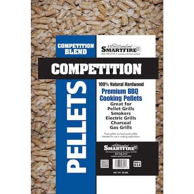 Competition Blend Premium BBQ Cooking Pellets