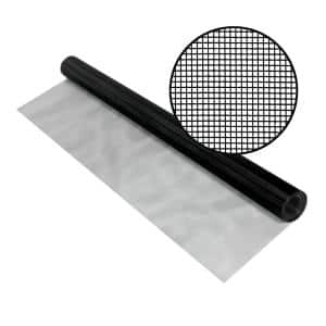 72 in. x 100 ft. Aluminum Screen for Tiny Insects