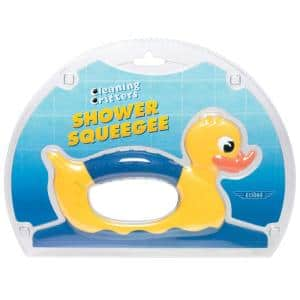 Cleaning Critters Duck Shower Squeegee