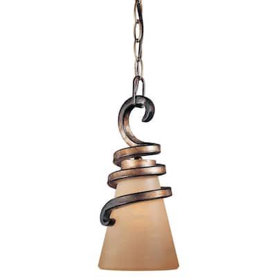 Tofino 1-Light Tofino Bronze Mini Pendant