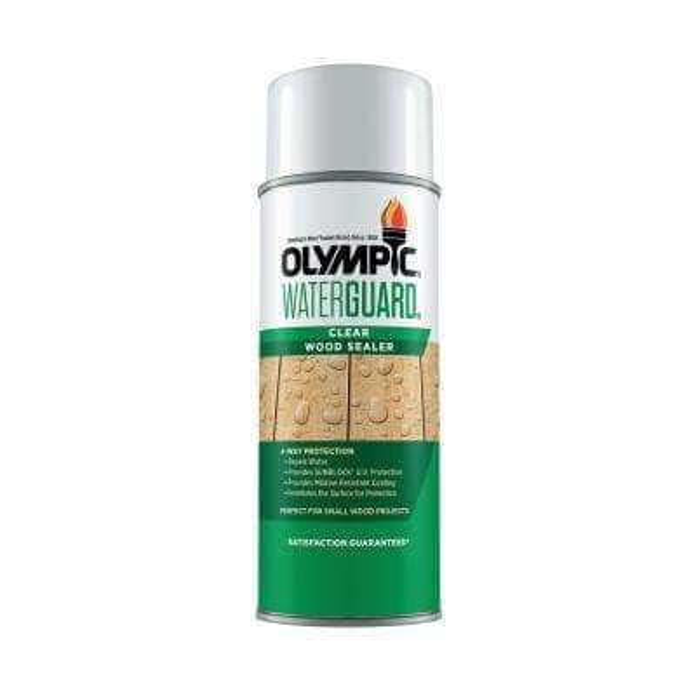 WaterGuard 11 oz, Clear Wood Sealer Spray