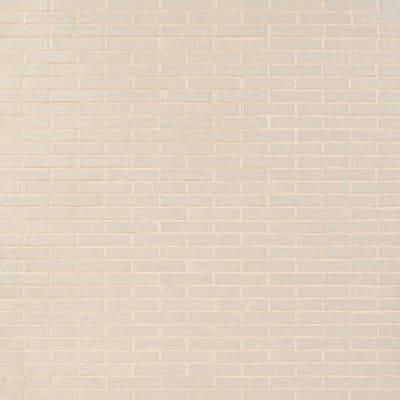 Queen Brick Beige 10.6 in. x 12.75 in. 12mm Matte Clay Mosaic Wall Tile (0.94 sq. ft.)
