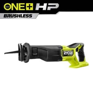 ONE+ HP 18V Brushless Cordless Reciprocating Saw (Tool Only)