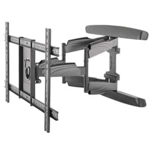 Large Premium Full Motion TV Wall Mount for 42 in. - 75 in.
