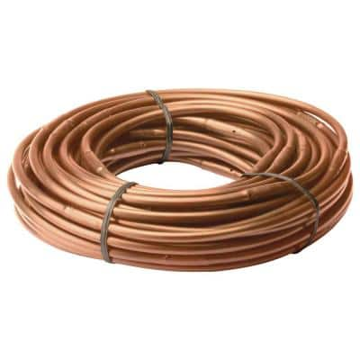 1/4 in. x 50 ft. Emitter Tubing with 6 in. Spacing