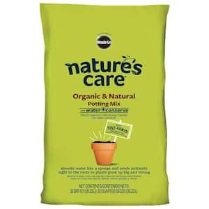 Nature's Care 32 qt. Organic Potting Soil Mix