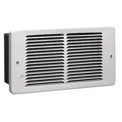 120-Volt 1500-Watt Pic-A-Watt Electric Wall Heater in White