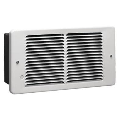 240-Volt 2250-Watt Pic-A-Watt Electric Wall Heater in White