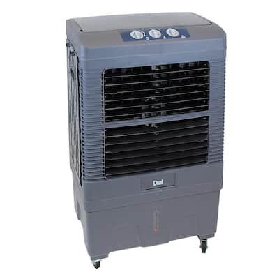 3300 CFM 3-Speed Portable Evaporative Cooler for 1300 sq.ft.