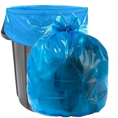 33 Gal. Blue Tint Bag 100 CT