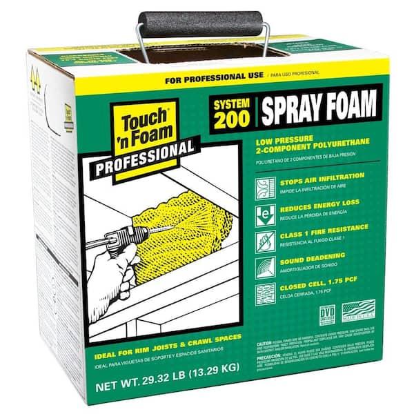 Touch N Foam 200 Ft Board