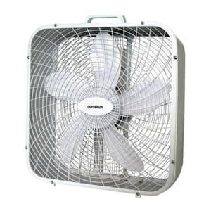 20-in. 3 Speed Box Fan