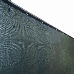 72 in. Polyethylene Garden Fence