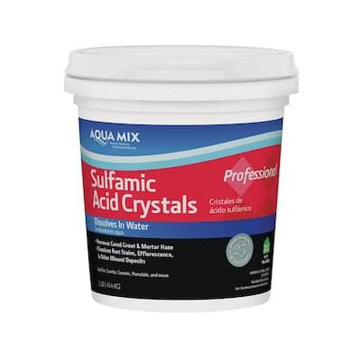 Aqua Mix 1 lb. Sulfamic Acid Crystals