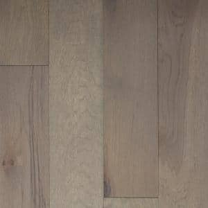 Hickory Morning Fog 3/4 in. Thick x 5 in. Wide x Random Length Solid Hardwood Flooring (20 sq. ft. / case)