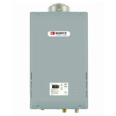 Non-Condensing (DVC) Maximum 9.8 GPM 199,900 BTU Commercial Natural Gas Tankless Water Heater