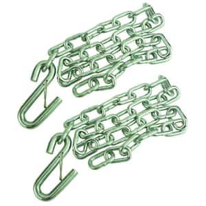 Zinc  Plated Steel Trailer Safety Chain