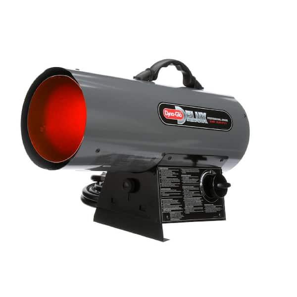 Dyna-Glo Delux 30K-60K BTU LP Forced Air Propane Portable Heater