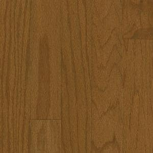 Plano Oak Saddle 3/8 in. Thick x 5 in. Wide x Varying Length Engineered Hardwood Flooring (28 sq. ft./case)