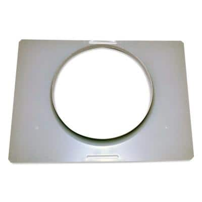 7 in. Damper Mounting Plate