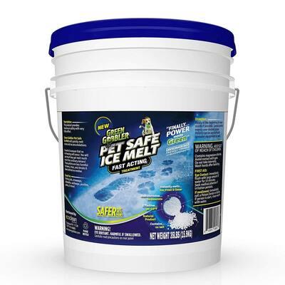 35 lbs. Pet Safe Ice Melt