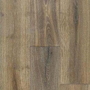 Jackson Hole Oak 7 mm T x 6.5 in. W x Varying Length Waterproof Engineered Click Hardwood Flooring (19.5 sq. ft./case)