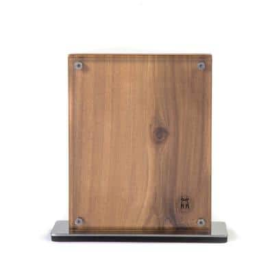 Cutlery Acacia Midtown Knife Block