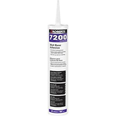 30 fl. oz. Wall and Cove Base Adhesive in Cartridge Tube